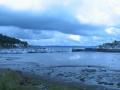 Crosshaven bei Ebbe